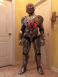 ultron costume impressive ultron for age of ultron
