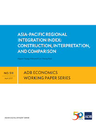 Index by Asia Pacific Regional Integration Index Construction