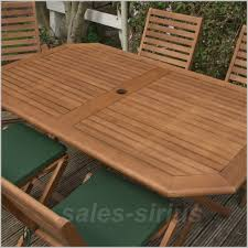 6 Seat Patio Table And Chairs Wooden Garden Table Set 6 Seater Outdoor Dining Furniture Chairs
