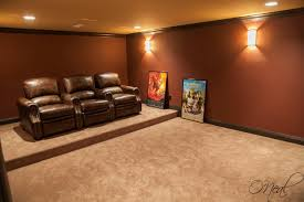 theater rooms in homes theater rooms photos home builders bloomington il