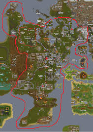 Runescape World Map by Image Kandarin 6th Age Png Runescape Roleplay Wiki Fandom