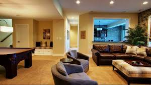 Basement Finished Ultimate Finish Basement Ideas With Additional Decorating Home