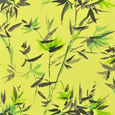 designers guild bamboo wallpaper houseology
