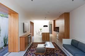 modern house small footprint plastolux