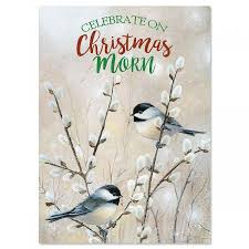 chickadees and willow religious cards current catalog