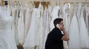 wedding boutique bidder who won house of s 2 500 wedding dresses plans to