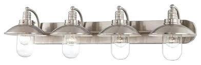 Industrial Bathroom Lights Brushed Nickel Bathroom Lights Tempus Bolognaprozess Fuer Az