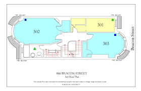866 beacon street housing boston university