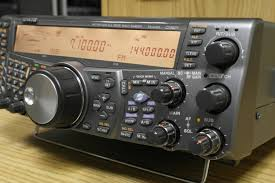 second hand kenwood ts 2000x with 23cm