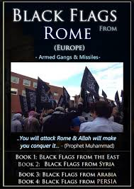 Flag Of Roma Rome Has Its Own Version Of Molenbeek Muslim No Go Zone In