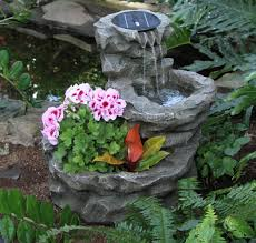 Solar Lights For Ponds by 20 Solar Water Fountain Ideas For Your Garden Garden Lovers Club