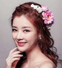 flower hair bands buy wholesale sweet garland artificial flower hair band bridal