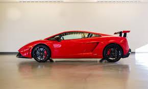 Lamborghini Gallardo Red - 2013 lamborghini gallardo lp 570 4 super trofeo stradale