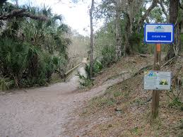 Oviedo Florida Map by Flagler Trail South Florida Hikes