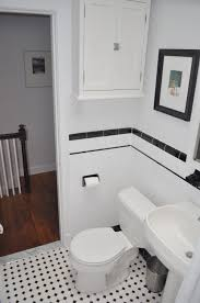 Tile Bathroom Wall by Bathroom Bathroom Good Looking Black White Small Bathroom