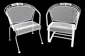 Vintage Woodard Patio Furniture Patterns by Vintage Woodard