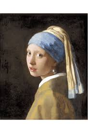 vermeer girl with pearl earring painting vermeer s girl with a pearl earring opens at de san