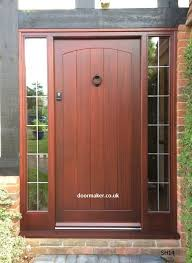 Sapele Exterior Doors Sapele Mahogany Type Cottage Door Deuren Pinterest Cottage