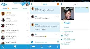 skype android app reved skype messaging for android perfected finally apps