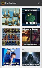 com lol memes league of legends appstore for android
