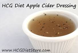 apple cider can keep your weight loss on hcg fast so use this