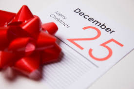 why do we celebrate on december 25