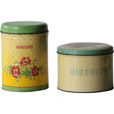 vintage retro kitchen canisters vintage biscuit tins retro kitchen storage canisters