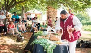 black culinary historian brings side jewish identity