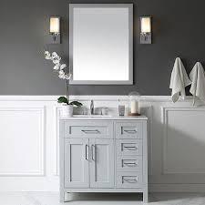 Pics Of Bathroom Vanities Best 25 Gray Bathroom Vanities Ideas On Pinterest Grey Framed