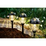 Solar Lights For Backyard Solar Lighting Walmart Com