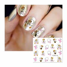 online get cheap animal nail stickers aliexpress com alibaba group