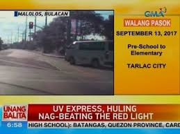 beating the red light ub uv express huling nag beating the red light youtube