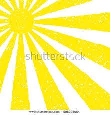 orange sun background orange sun rays stock vector 598925954
