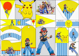 pokemon free party printables and images oh my fiesta for geeks
