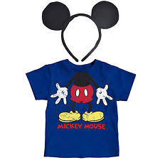 mickey mouse toddler costume mickey mouse toddler costume 2t ebay