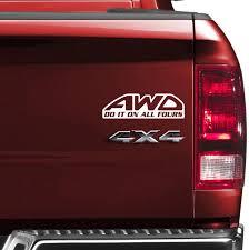 jeep windshield stickers buy dirty diesel v2 strip 4x4 off road car truck windshield vinyl