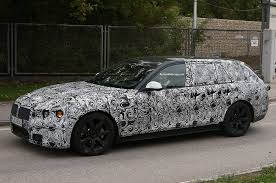 2016 bmw 5 series sedan wagon spied