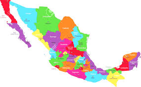 Map Of America And Cities by Usa States And Capitals Map Throughout Of Mexico Evenakliyat Biz