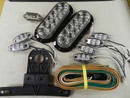 submersible led boat trailer lights how to wire up led boat trailer lights efcaviationcom hommum