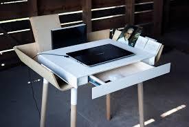 Corner Writing Desk by My Writing Desk Single Drawer White