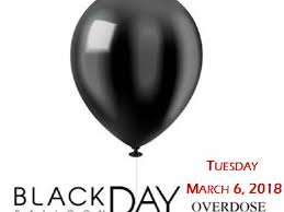Seeking Balloon Black Balloon Day To Honor Opioid Addiction Victims In West