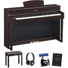 yamaha clavinova clp635 rosewood clavinova digital piano