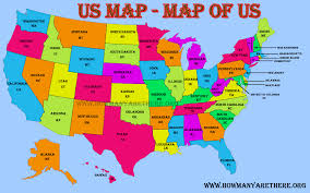 United States Maps Popular 184 List The Map Of Us