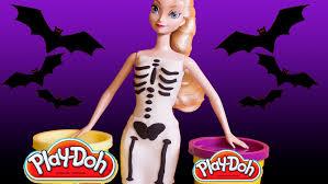 Halloween Costume Elsa Frozen Frozen Elsa Halloween Costume Diy Disney Princess Play Doh