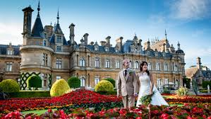 waddesdon manor weddings at waddesdon national trust
