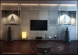 Modern Tv Room Design Ideas Rooms Designed Around Televisions