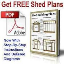 Free Wooden Storage Shed Plans by 12x16 Shed Plans Gable Design Roof Plan Gable Roof And