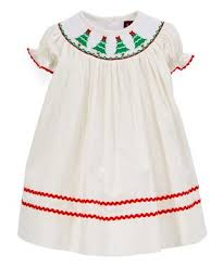 baby smocked dresses