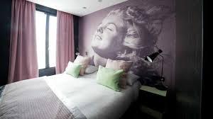chambre marilyn chambre deco marilyn