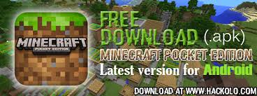 minecraft pe free android minecraft pocket edition free apk hacks and